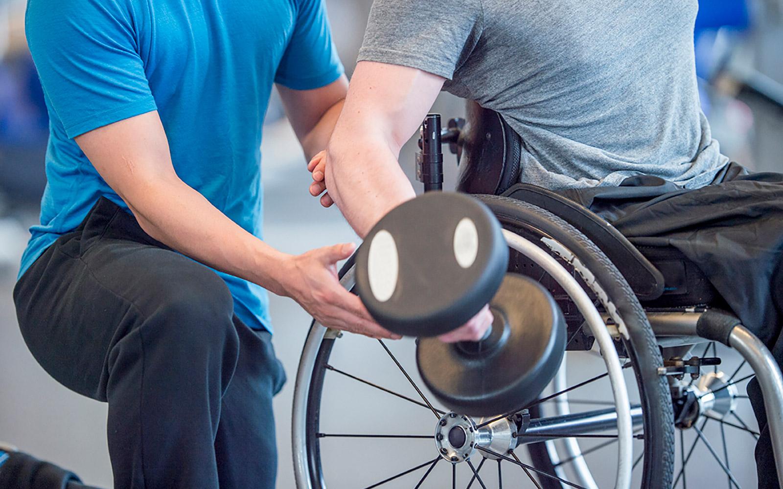 rolstoelgebruikers